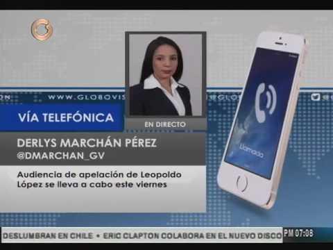 Este es el resumen de la audiencia de apelación a Leopoldo López