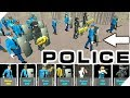ПОЛИЦИЯ против ПРЕСТУПНИКОВ Батл Симулятор Тюрьма Полиция Игры на телефон mp3