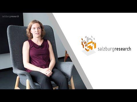 Salzburg Research Einblicke: Verena Venek