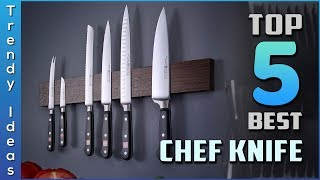 Top 5 Best Chef Knifes Review in 2020