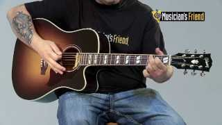 Gibson Hummingbird Pro Acoustic-Electric