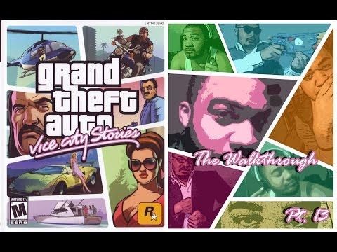 GTA Vice City Stories The Walkthrough - Pt. 13 - Snoop dogg's Hoes got that MLG Aim