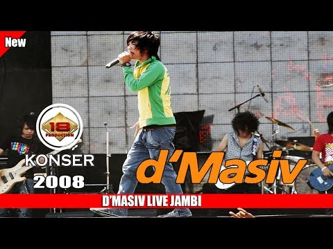 [ NEW ] KONSER 'D'MASIV' DI JAMBI   WOW !!BIKIN PENONTON BAPER ( 24 MARET 2008 )
