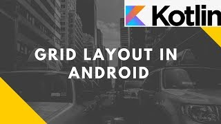 Grid Layout in Android | Advanced Mobile Programming | Bsc I.T.