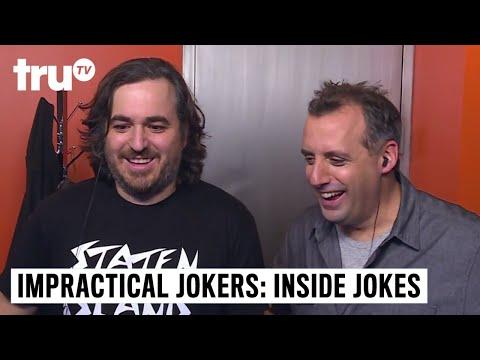 Impractical Jokers: Inside Jokes - Murr's Gary Busey Transformation   truTV