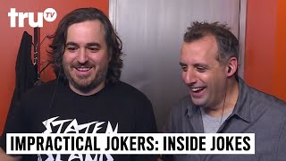 Impractical Jokers: Inside Jokes - Murr's Gary Busey Transformation | truTV