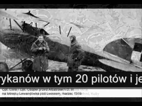Amerykańscy lotnicy w służbie biało czerwonej szachownicy /American pilots  in polish soviet war