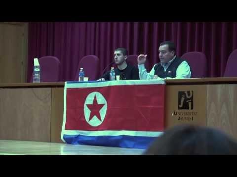 Alejandro Cao de Benós: conferencia en la universidad de Castellón (UJI) 19/02/2015