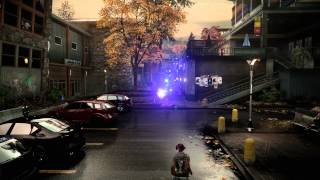 inFAMOUS First Light Free Roam