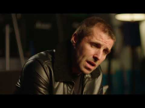 Various interview clips for Liam Gallagher´s new album as You Were