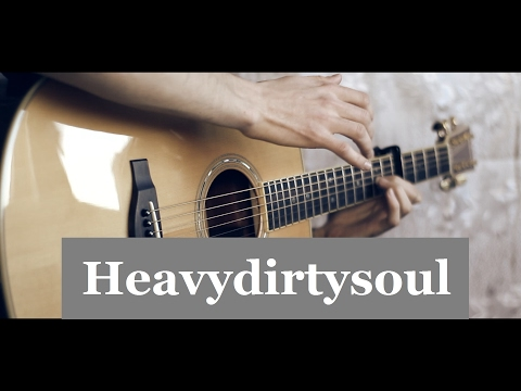 Twenty One Pilots - Heavydirtysoul (fingerstyle guitar cover) + FREE TABS