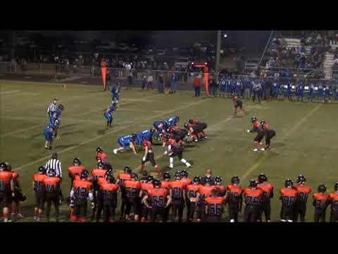 Miamisburg vs West Carrollton Alumni Football Game 2018 - 2nd Half