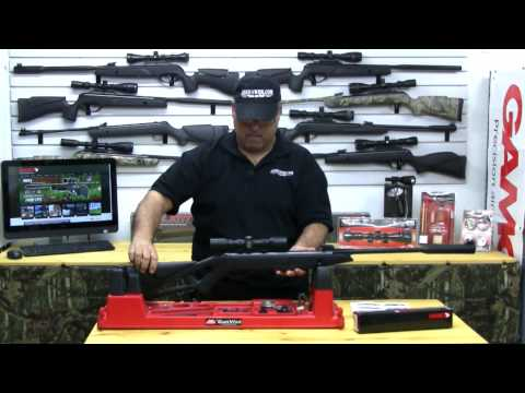 Gamo Scope Mounting - Gamo Tech video by AirgunWeb - YouTube