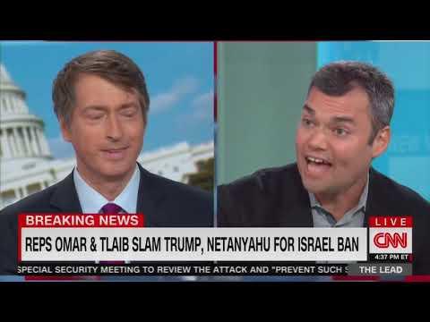 CNN Panel Gets Heated Over Israel: 'Like Killing Innocent People?'