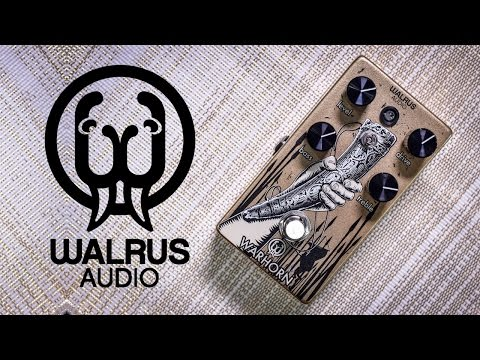Walrus Audio Warhorn (Overdrive) - Review