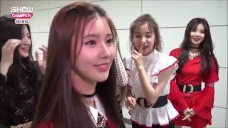(G)-IDLE MIYEON FUNNY MOMENTS