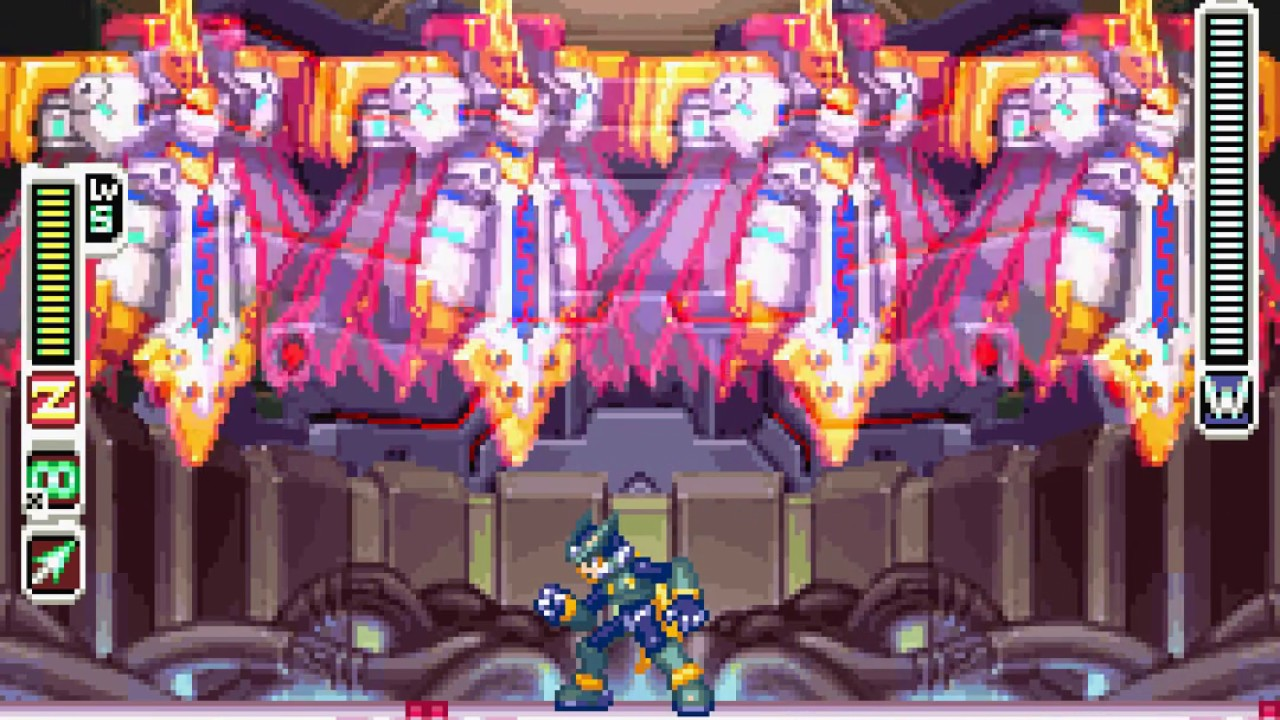 Megaman Zero 4 [Rank S/100 poi...