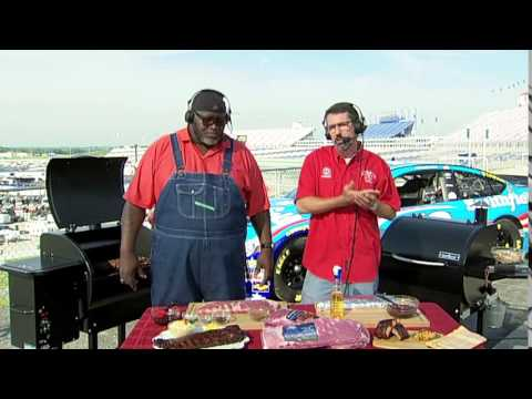BBQ Pitmaster's Tuffy Stone and Moe Cason share Tips on how to make the Perfect BBQ Rib