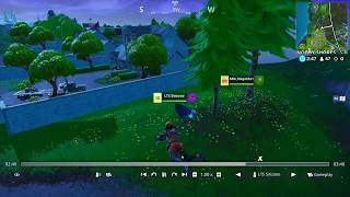 Fortnite Long Pickaxe hacker?!