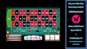 European Roulette Mobile – Play Online Casino Games at Wicked Jackpots