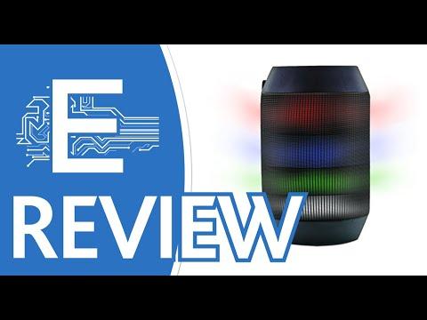 Aduro AMPLIFY LED Bluetooth Wireless Speaker - Col Quick View