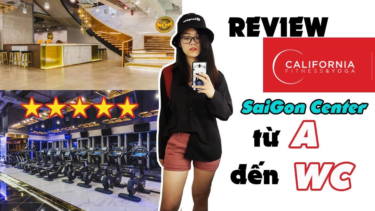 Trải Nghiệm Phòng Tập Gym 5 Sao Dát Vàng Tại Trung Tâm Sài Gòn | Tố đây!
