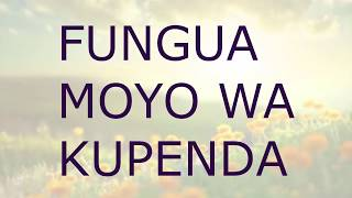lizzdavid      Fungua Moyo Anza Kupenda
