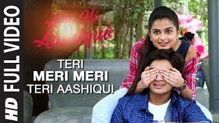 Teri Meri Meri Teri Aashiqui | Ashi Hi Aashiqui (AHA) Full Video Song | Abhinay Berde | Hemal Ingle