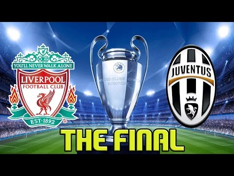 Liverpool Career Mode: CHAMPIONS LEAGUE FINAL JUVENTUS vs LIVERPOOL - SEASON FINALE!! #206 - FIFA 16
