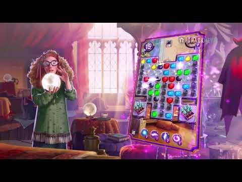 Harry Potter Puzzles and Spells Gameplay Trailer
