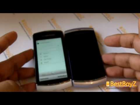 (HD) Review / Vorstellung: Sony Ericsson Vivaz | BestBoyZ