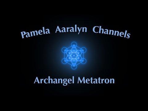 Pamela Aaralyn Channels Archangel Metatron