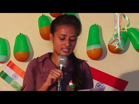 Consumers Congress student Swati on Independence Day
