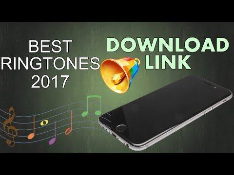 TOP 5 BEST RINGTONES 2017 ♫ (DOWNLOAD LINKS INCLUDED)