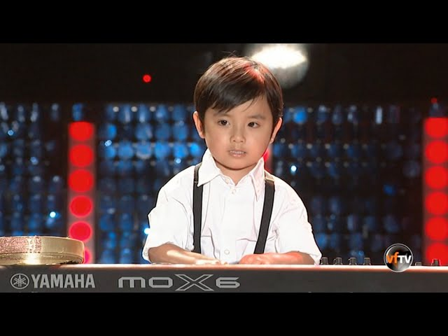 Evan Le - performances from VSTAR Kids - YouTube