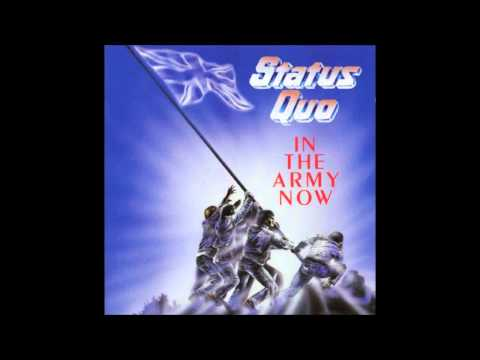 Status Quo - In The Army Now [High Quality HQ HD]