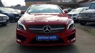 Mercedes-Benz CLA-klasse I (C117, X117) 2013 г./ 44 000 км/1.6 AMT (156 л.c.)