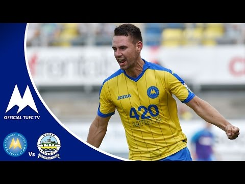 Official TUFC TV - Torquay United Vs Dover Athletic 27/08/16