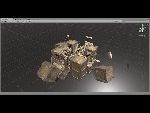 Destroy Object in Unity 5 (Collision Event)