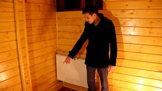 видео Фанкойлы для отопления