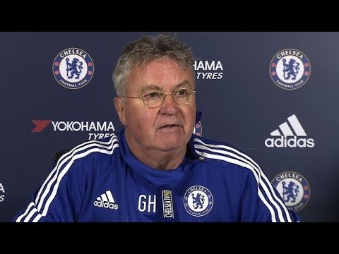 Guus Hiddink - Chelsea Players Must Look In The Mirror