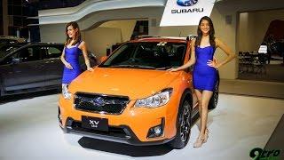 New models & concept cars at Thailand auto show 2017