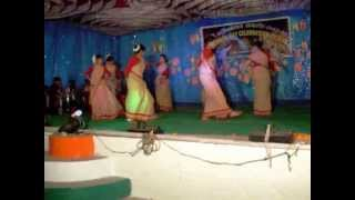 Kendriya Vidyalaya Angul 19th Annual Day-Bihu Dance