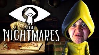 Wurst im Regenmantel - Little Nightmares