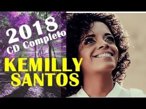 Kemilly Santos 2018 CD Completo Fica Tranquilo