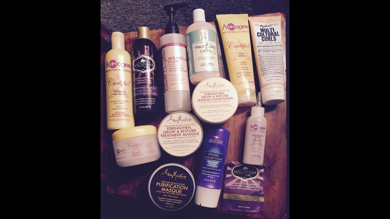 115 Hair Share My Staples Holy Grail Products For Colored