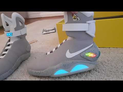 I got some Nike air mag v3.1 for £320. Check out the review