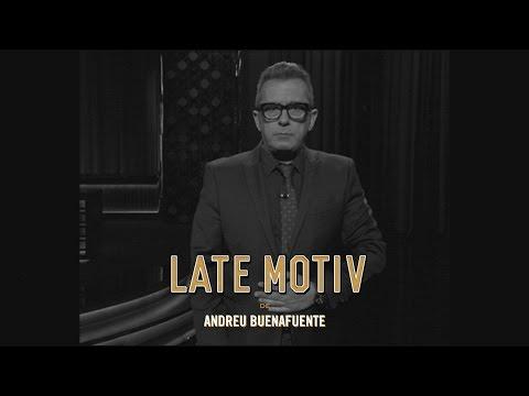 "LATE MOTIV - Monólogo de Andreu Buenafuente. ""Froilan I, el torero discotequero""  #LateMotiv207"