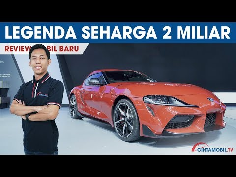 Toyota GR Supra 2019 Indonesia | Kembalinya Mobil Legendaris Film Fast & Furious | Cintamobil TV