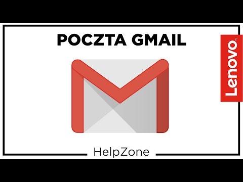 podłączenie Gmaila